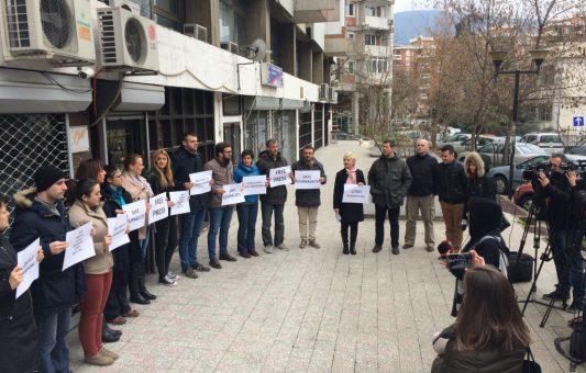 Новинарске организације из регије траже престанак напада на македонске новинаре