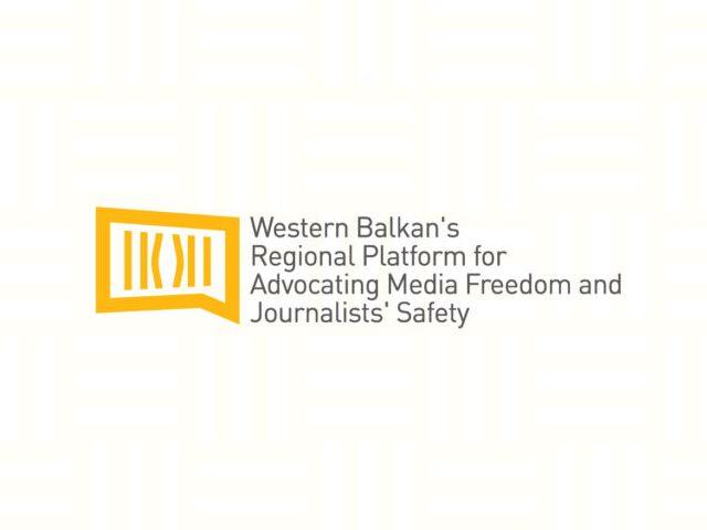 """Javni poziv za dodjelu malih bespovratnih sredstava """"Zaštita slobode medija i slobode izražavanja na Zapadnom Balkanu"""""""