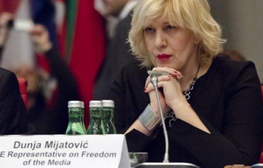 Pozivaju se članice OESS-a da hitno imenuju novog Predstavnika za slobodu medija