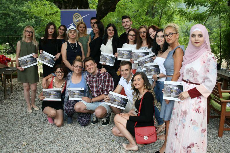 Završen Prvi modul Novinarske akademije 2017 na Boračkom jezeru