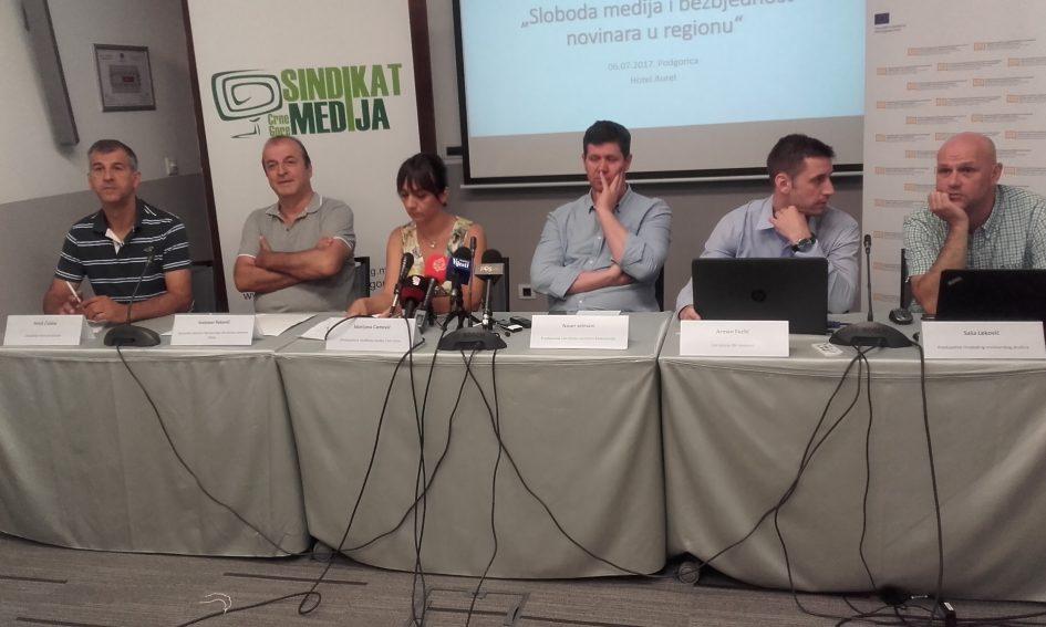 Napad na novinare je napad na sve građane