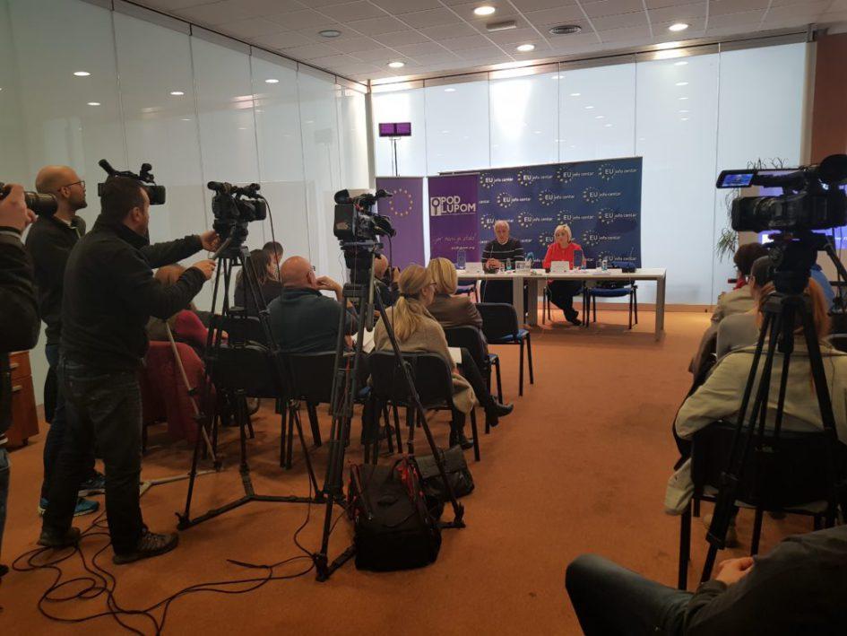 Predstavljeni prijedlozi za unapređenje Izbornog zakona i obaveza medija i novinara u izbornom procesu