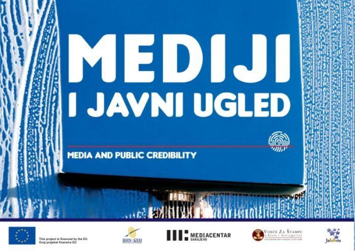 """Najava: Stručna debata """"Reguliranje tržišta oglašavanja i transparentnosti medijskog vlasništva u BiH """""""