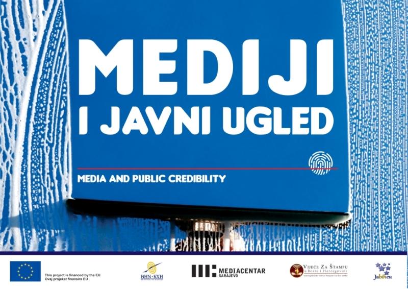 """Stručna debata """"U potrazi za boljom regulacijom transparentnosti vlasništva i finansiranja medija iz javnih budžeta"""" 26. januara u Sarajevu"""