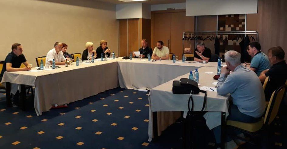 U Sarajevu održana Izvještajna skupština i 5. sjednica Upravnog odbora BH novinara