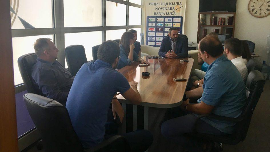 Policija i tužilaštvo da pronađu nalogodavce napada na Kovačevića