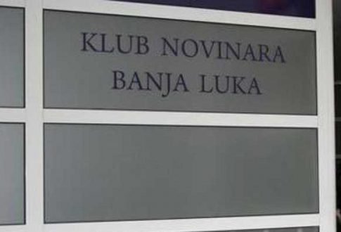 BHN Klub novinara Banjaluka: Napad na novinare tretirati kao napad na službeno lice