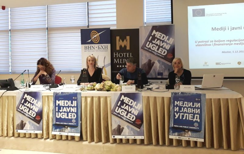 U Mostaru podržani prijedlozi zakona koji će štititi interese medija
