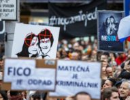 Desetine hiljada ljudi u Slovačkoj povodom godišnjice ubistva novinara