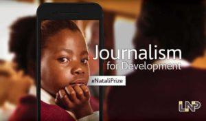 Lorenzo Natali Media Prize