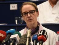 UO BH novinari: Javni protest dr Sebiji Izetbegović zbog uvredljivog, arogantnog i neprofesionalnog postupanja prema novinarima i medijima