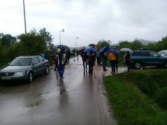 UO BHN: Oštre osude fizičkog napada na kamermana RTV TK Ademira Mešanovića