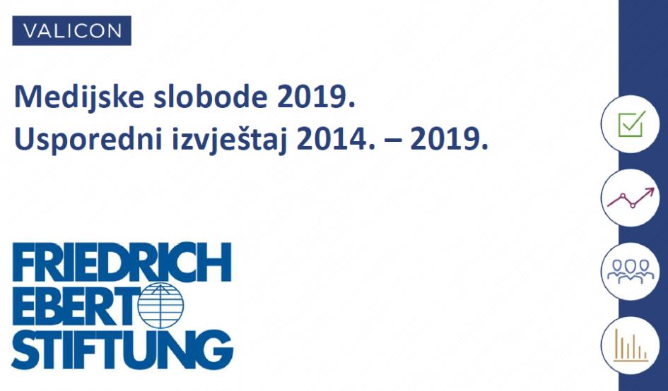 Medijske slobode u BiH 2019 FES i BHN