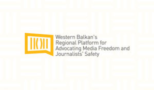 """Regional platform: Politicians need to stop labeling journalists as """"enemies"""" and """"traitors"""""""