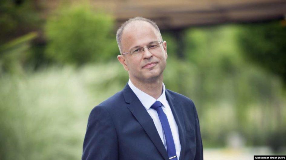 Poziv Crnoj Gori da oslobodi novinara Jova Martinovića