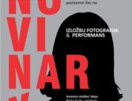 "NAJAVA: Performans i izložba ""Mi smo novinarkE"""