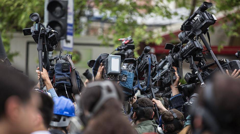 Danas protest ispred Vlade Srbije zbog pritiska na novinare N1