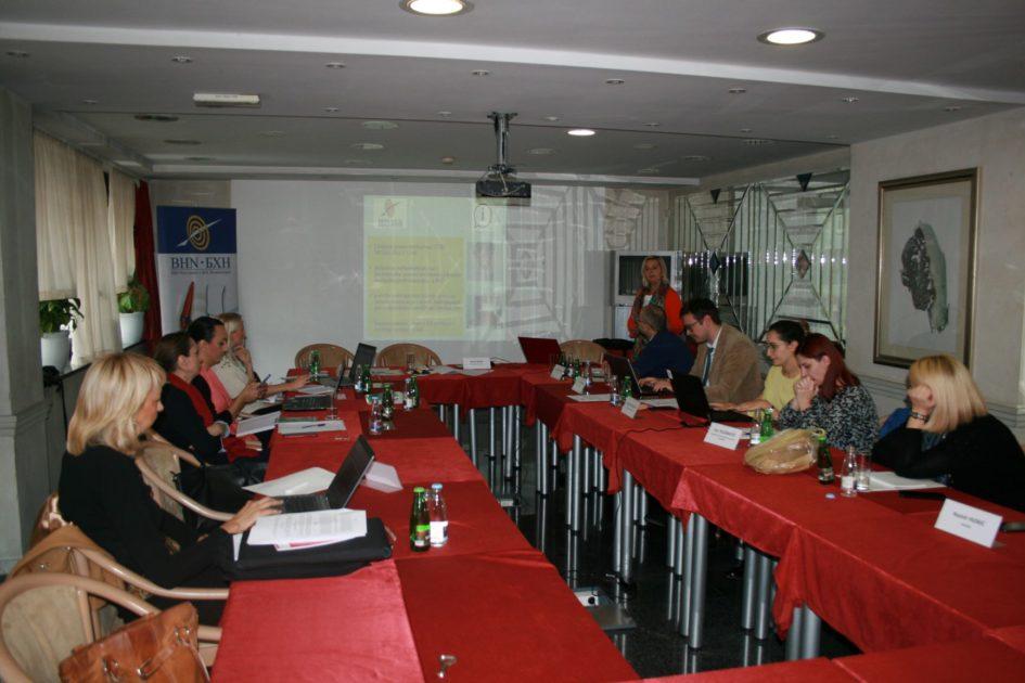 Regionalna pravna pomoć za novinare u pet država Zapadnog Balkana