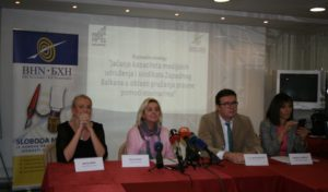 Poruka novinara Zapadnog Balkana: Nekažnjavanje napada na novinare je nedopustivo!