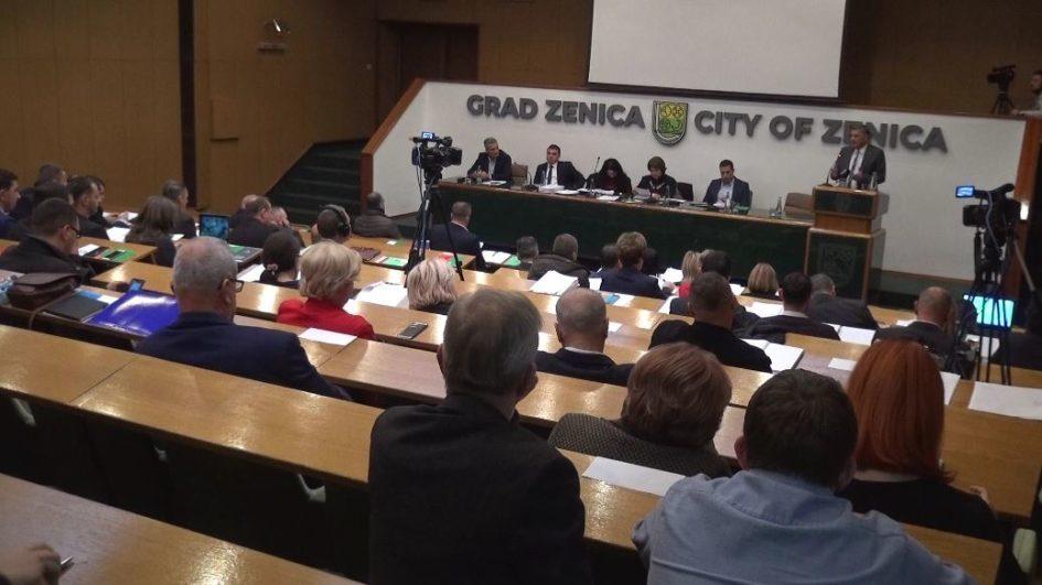 Svi novinari u Zenici moraju imati pristup sjednicama Gradskog vijeća