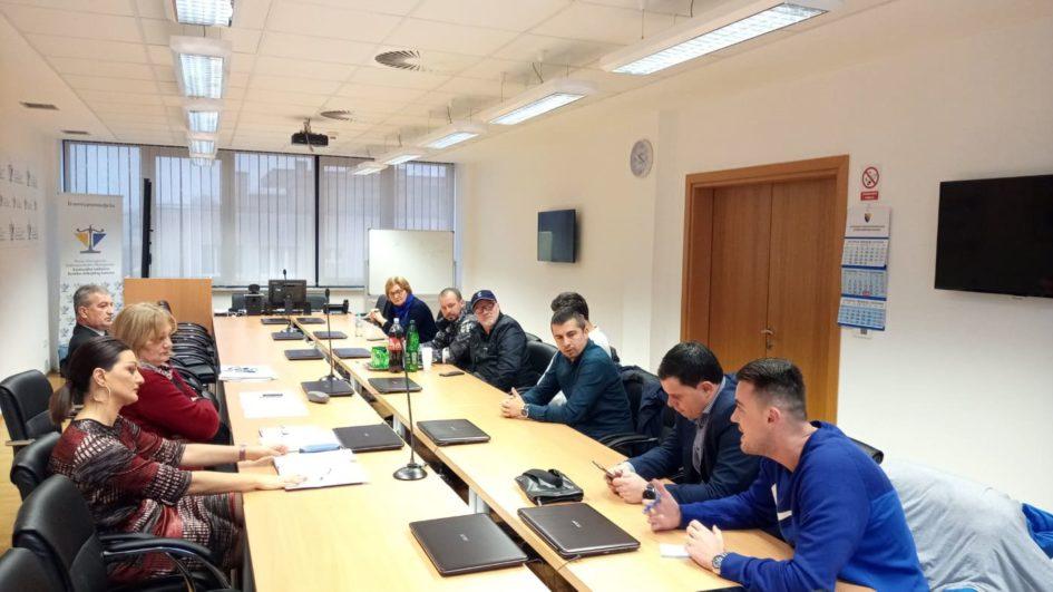 Spremnost Tužilaštva ZDK da spriječi prijetnje novinarima