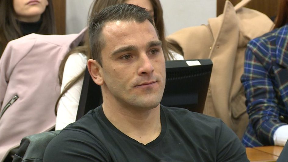 RS Prosecution seeks harsher punishment for Marko Colic for assaulting journalist Kovacevic