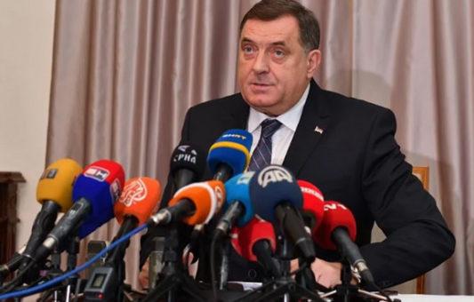 BH Journalists: Condemnation of Milorad Dodik's Political Threats to Klix.ba
