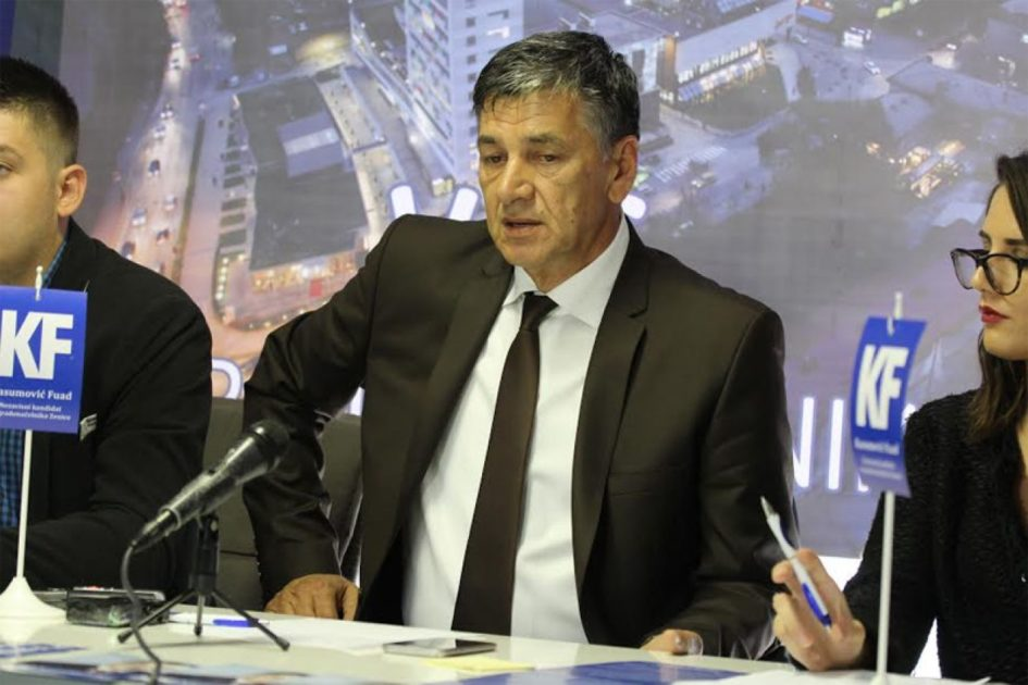 BH Journalists: We condemn the political pressures and libelous statements of the Mayor of Zenica Kasumovic