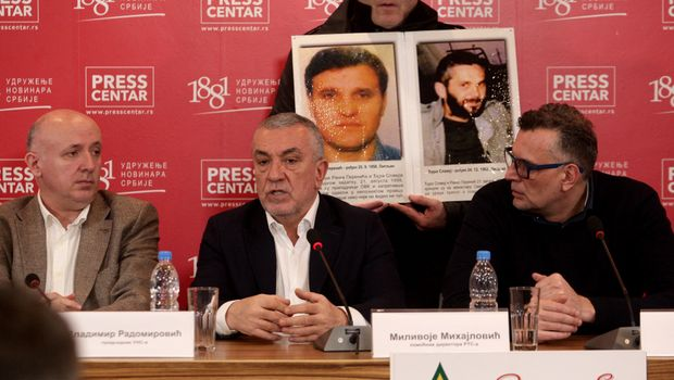 Between 16 and 18 journalists reported missing or killed in Kosovo