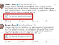 """Rat protiv Twittera: Trump zaprijetio """"snažnim reguliranjem"""" ili zatvaranjem društvenih mreža"""