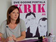 SafeJournalists: Novinarku iz Srbije Bojanu Pavlović uznemiravali pred policijom