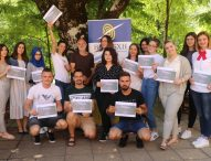 The first module of the Journalism Academy 2020 on hate speech has been completed