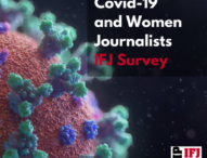 COVID-19 has increased gender inequalities in the media, IFJ survey finds