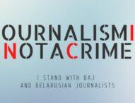 BH novinari i EFJ protiv nasilja nad novinarima Bjelorusije