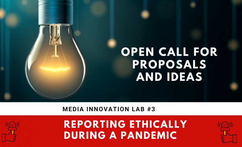 "Prijavite se na ""Media Innovation Lab 2020"""