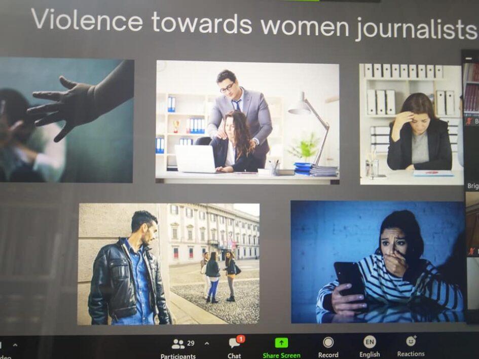 Gender vijeće IFJ: Zaustaviti izloženost novinarki nasilju i uznemiravanju na radnim mjestima