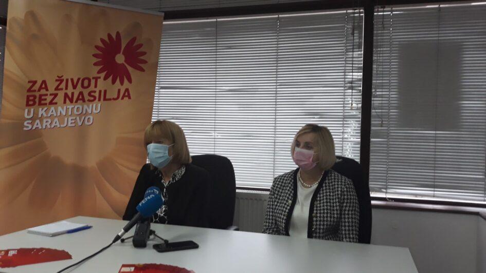 """Predstavljeni rezultati projekta """"Za život bez nasilja"""" u Kantonu Sarajevo"""