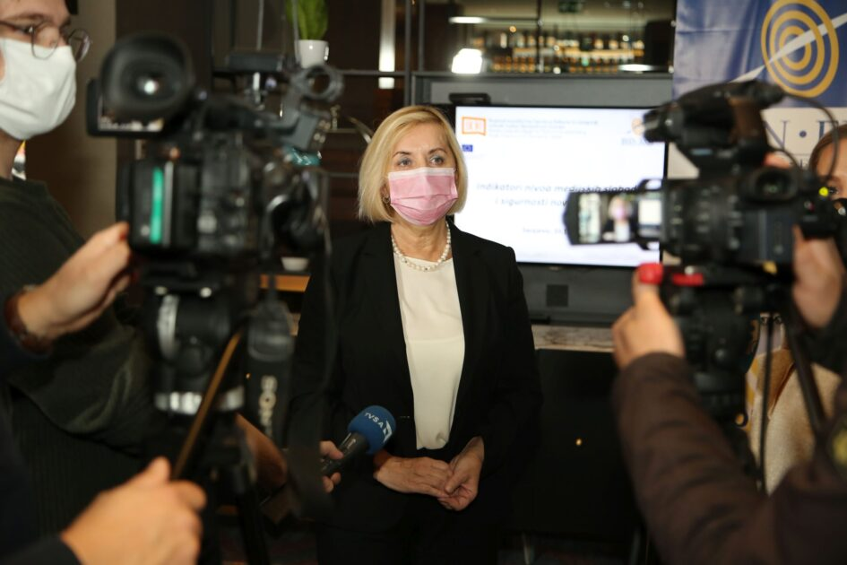 If it wants to join the EU, BiH must ensure media freedom at full capacity