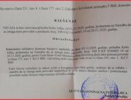 Tužilaštvo KS usvojilo žalbu Adija Kebe zbog neprovođenja istrage protiv Ćesira