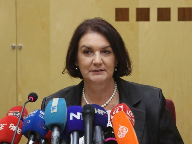 BH Journalists: Gordana Tadic endangers the safety of journalist Avdo Avdic by making unfounded claims