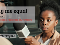 IFJ global campaign: Time to end the gender pay gap in journalism