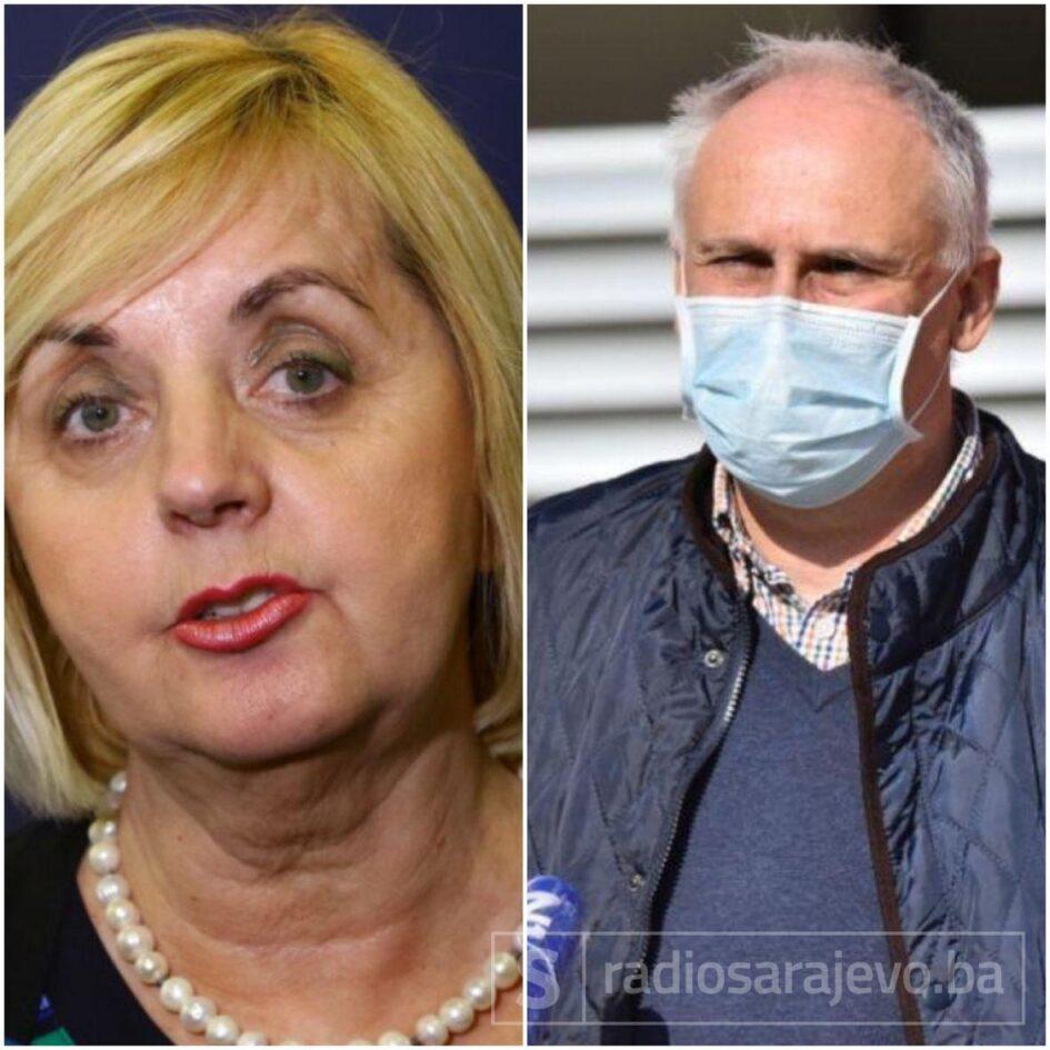 Borka Rudić o izjavi ministra zdravstva KS Vranića: Ovo je sramota i nezapamćen skandal!