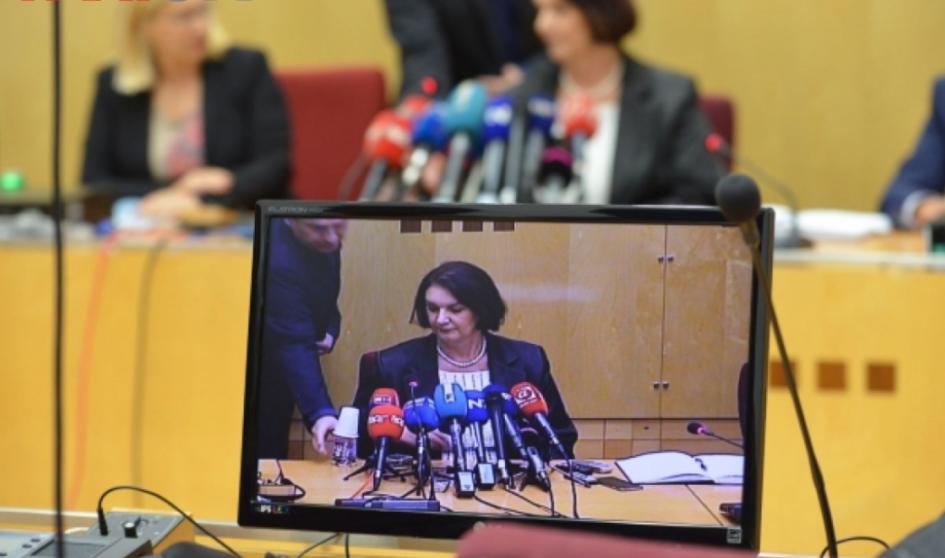 Rat pravosudnih institucija sa transparentnošću