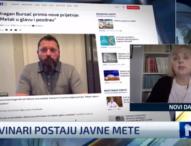 Državne institucije ih ne štite: 70 posto napada na novinare u BiH ostane nekažnjeno
