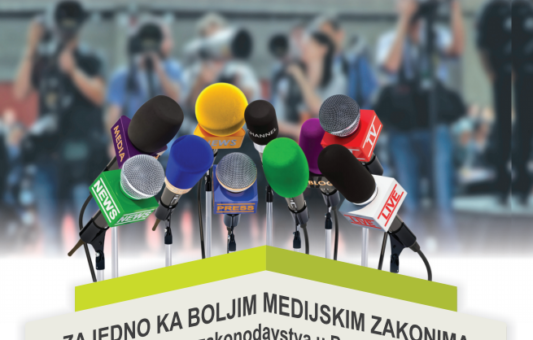 TOGETHER FOR BETTER MEDIA LAWS: Analysis of media legislation in Bosnia and Herzegovina with recommendations for improvement