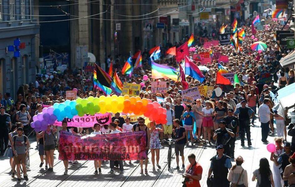 Novinarka iz Hrvatske napadnuta nakon Parade ponosa