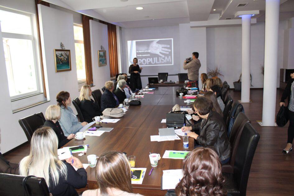 Udruženje žena Seka: Za bolju medijsku pismenost zajednice