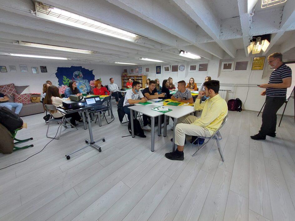 Održana edukacija za mlade iz oblasti medijske pismenosti