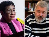 Nobelovu nagradu za mir dobili novinari Maria Ressa i Dmitri Muratov